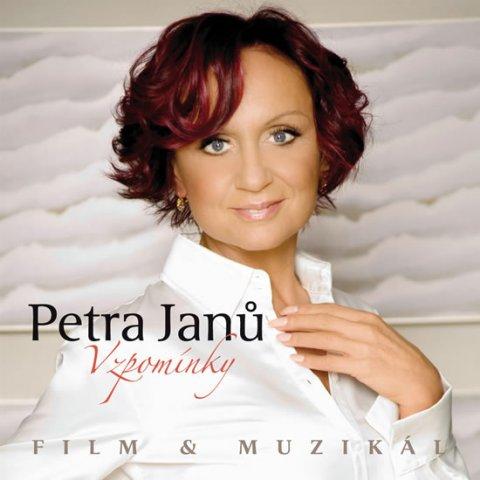Janů Petra: Vzpomínky - Petra Janů CD
