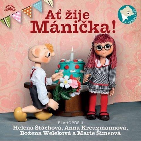 Divadlo S + H: Ať žije Mánička!
