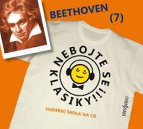 neuveden: Nebojte se klasiky 7 - Ludwig van Beethoven - CD