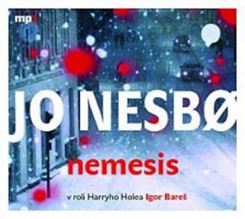 Nesbo Jo: Nemesis - CDmp3