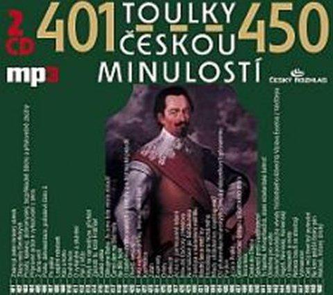 kolektiv autorů: Toulky českou minulostí 401-450 - 2CD/mp3