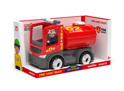 neuveden: MULTIGO FIRE - Cisterna s hasičem
