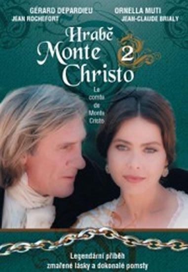 Dumas Alexandre: Hrabě Monte Christo 2. - DVD