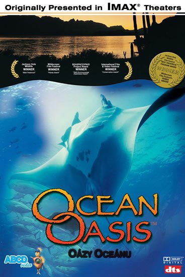 neuveden: Oázy oceánu - DVD