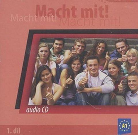 Jankásková Miluše,Dusilová Doris,Schneider Mark,Krüger Jens,: Macht Mit 1 audio CD