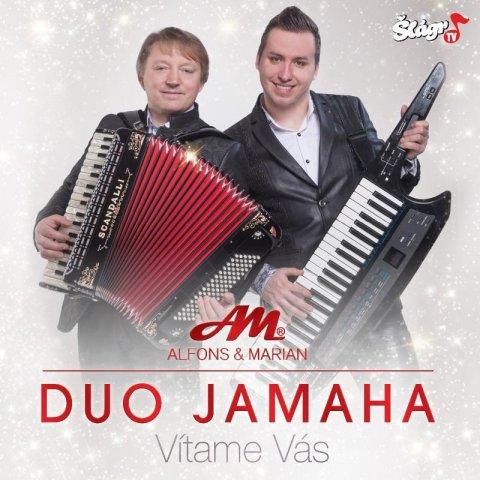 neuveden: Duo Jamaha - Vítáme Vás - CD