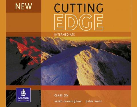 Cunningham Sarah: New Cutting Edge Intermediate Class CD 1-3