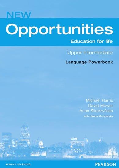 Harris Michael: New Opportunities Upper Intermediate Language Powerbook