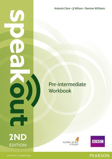 Williams Damian: Speakout 2nd Edition Pre-Intermediate Workbook no key