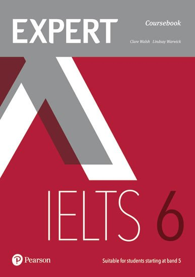 Walsh Clare: Expert IELTS 6 Students´ Book w/ Online Audio