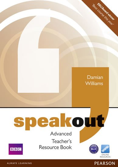 Williams Damian: Speakout Advanced Teacher´s Book