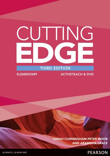 Crossley Robert: Cutting Edge 3rd Edition Elementary Active Teach