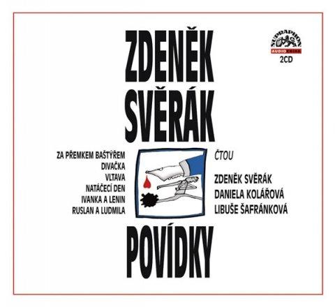 Svěrák Zdeněk: Povídky - Zdeněk Svěrák 2CD