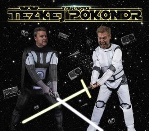 Těžkej Pokondr: Star Boys - CD