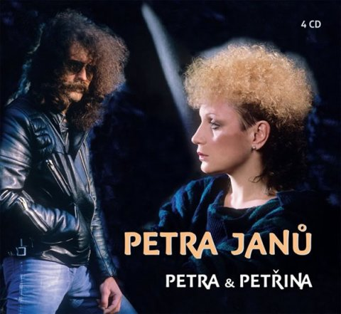 Janů Petra: Petra & Petřina - 4 CD