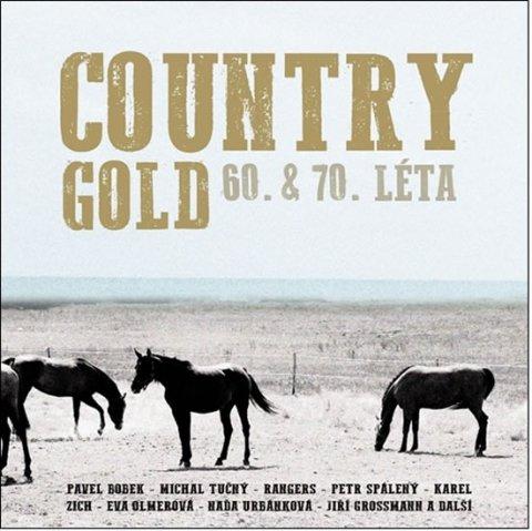 Various: Country Gold 60. & 70. léta - 2 CD