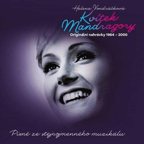 Vondráčková Helena: Kvítek mandragory - 2 CD