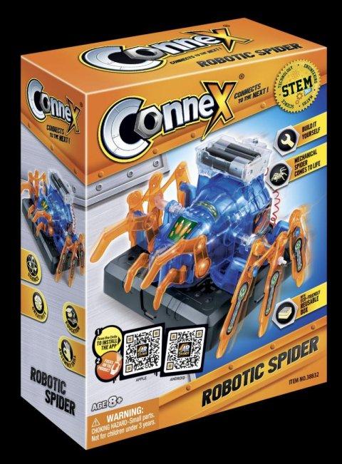 neuveden: Connex - robotický pavouk