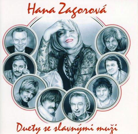 Zagorová Hana: Hana Zagorová: Duety se slavnými muži CD