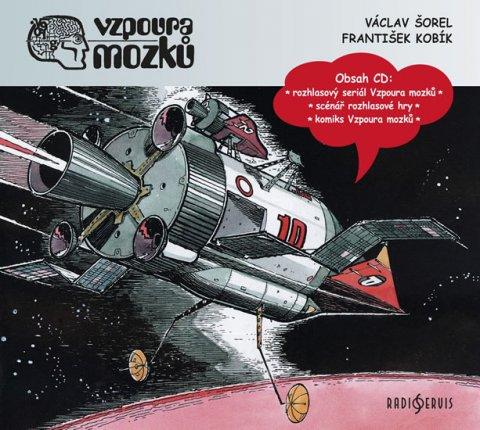 Šorel Václav, Kobík František: Vzpoura mozků - CD