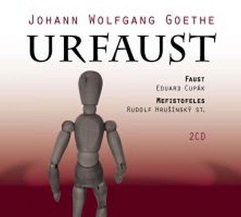 Goethe Johann Wolfgang: Urfaust - 2CD