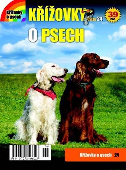 neuveden: Křížovky 24 - O psech