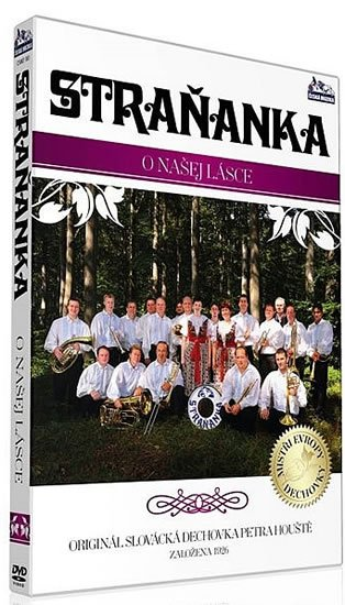 neuveden: Straňanka - O našej lásce - DVD