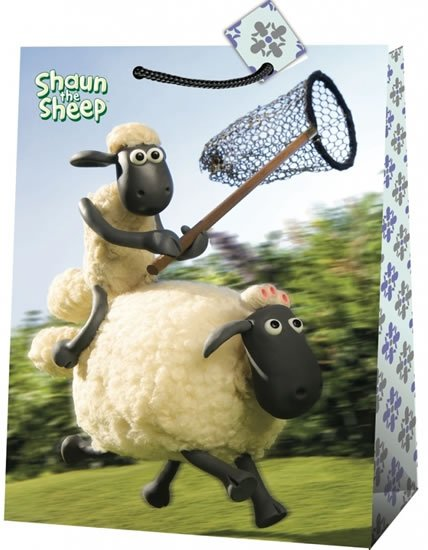 neuveden: Ovečka Shaun - dárková taška/jumbo 6