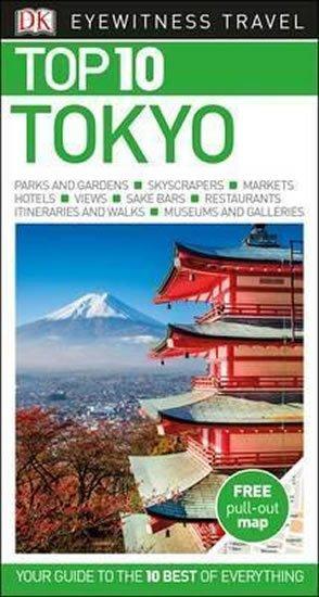 neuveden: Tokyo - Top 10 DK Eyewitness Travel Guide