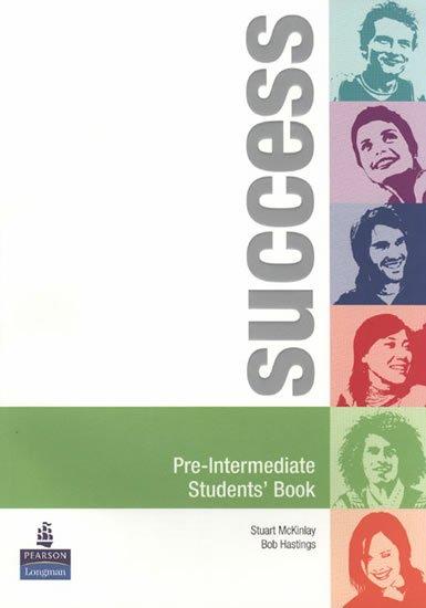 McKinlay Stuart: Success Pre-Intermediate Students´ Book Pack