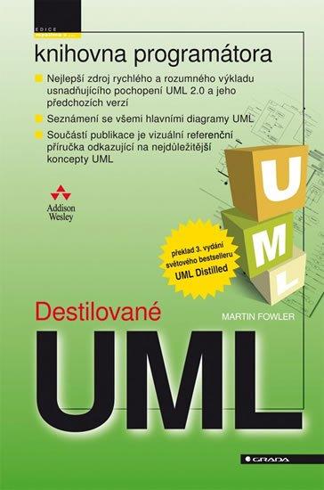 Wesley Addison: Destilované UML