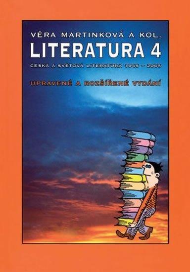 Martinková Věra: Literatura 4