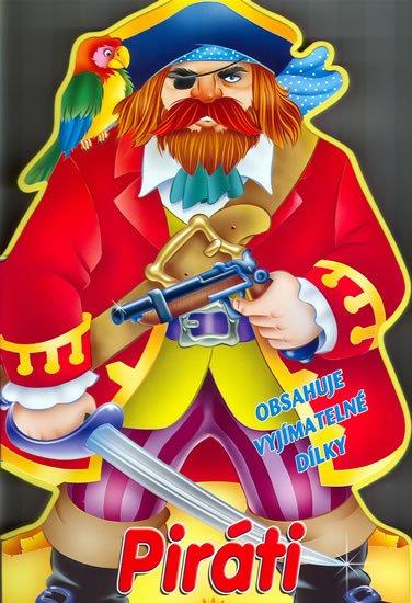 neuveden: Piráti - pěnové leporelo