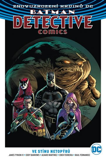 Buccellato Brian: Batman Detective Comics 6 - Ikarus