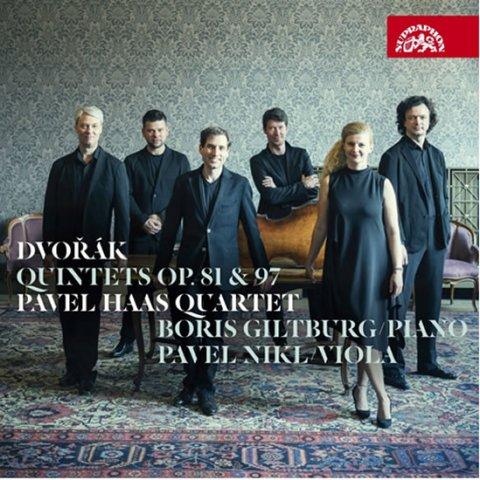 Dvořák Antonín: Kvintety - CD