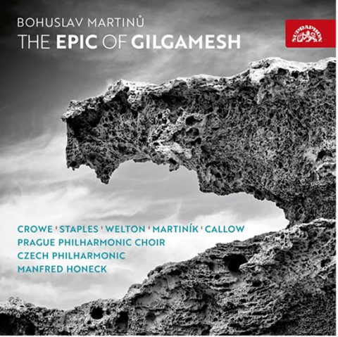Martinů Bohuslav: Epos o Gilgamešovi - CD