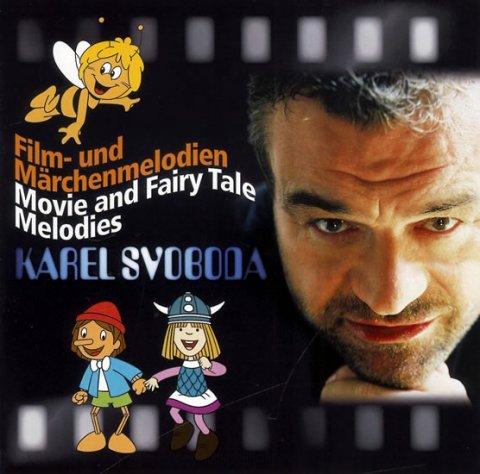 Svoboda Karel: Karel Svoboda- Film CD