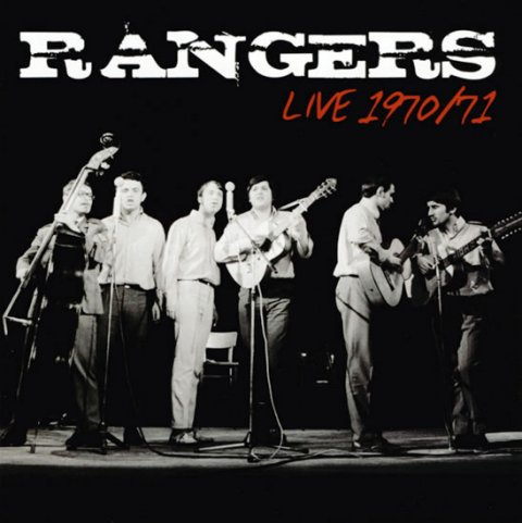 Rangers: Rangers live 1970/71  2CD