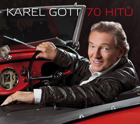 Gott Karel: Karel Gott 70 hitů 3CD