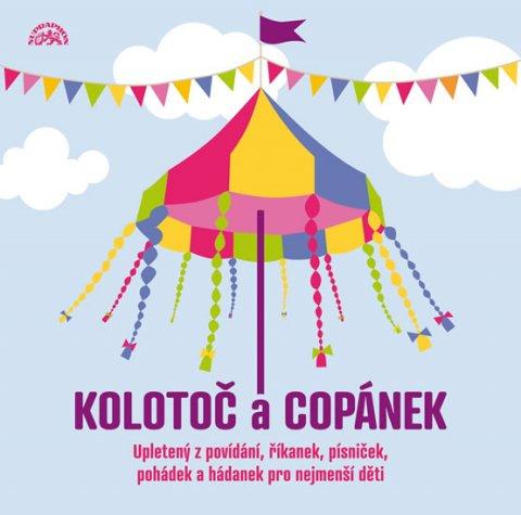 Různí interpreti: Kolotoč a copánek - CD