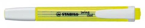 neuveden: Zvýrazňovač STABILO swing cool žlutý