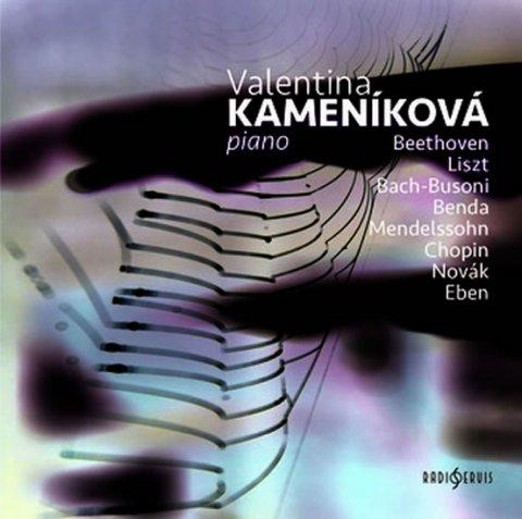 neuveden: Valentina Kameníková - piano - 2 CD