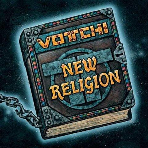 neuveden: Votchi - New Religion - CD