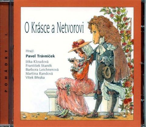 kolektiv: O Krásce a Netvorovi - CD