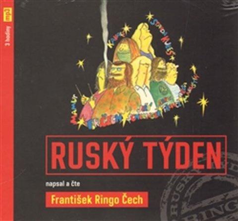 Čech František Ringo: Ruský týden - CD