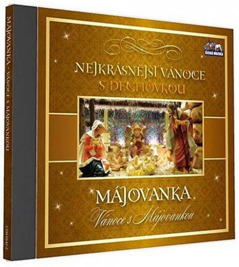 neuveden: Vánoční dechovky - Vánoce s Májovankou - 1 CD