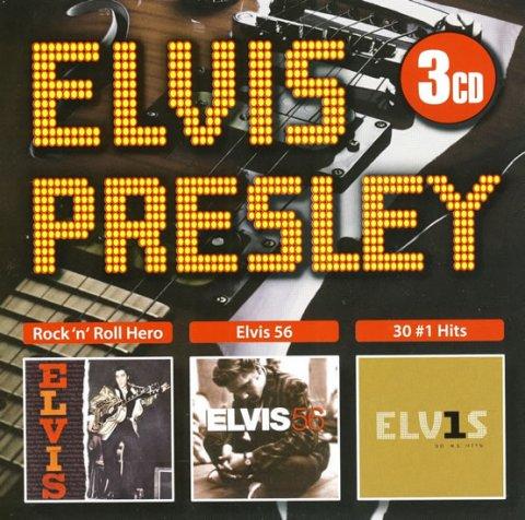 Presley Elvis: Elvis Presley - The Best Of - 3CD