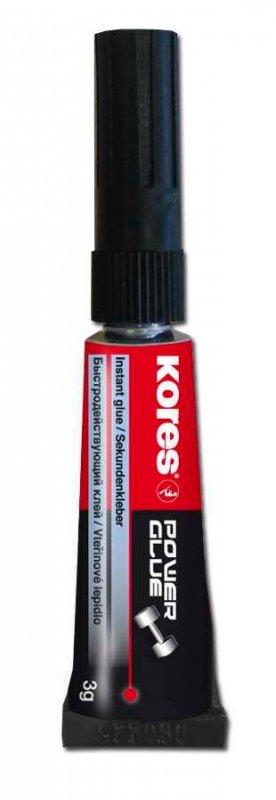 neuveden: Kores Power Glue 3 g