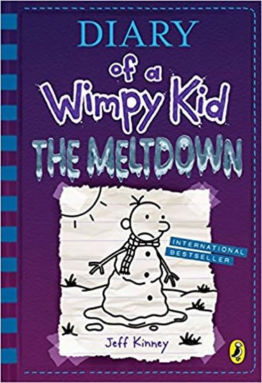 Kinney Jeff: Diary of a Wimpy Kid: The Meltdown (book 13)