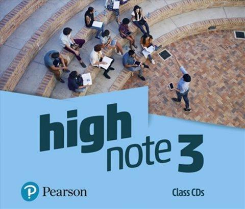 Brayshaw Daniel: High Note 3 Class Audio CDs (Global Edition)